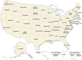 map of the united states showing states and cities contact us office of communications u s national park service