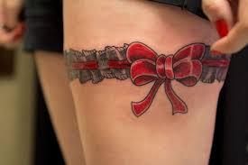 14 beautiful garter tattoo designs for girls