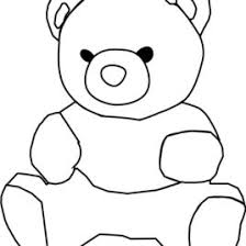 coloring teddy bear kids drawing coloring pages marisa