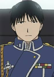 colonel mustang roy mustang planet