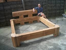 Making A Wood Platform Bed by 17 Best Ideas About Making A Bed Frame On Pinterest Diy Platform