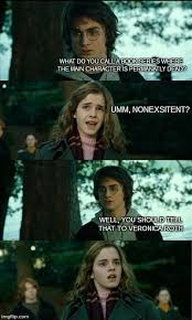 Harry Potter Meme Generator - harry potter and hermione meme generator imgflip