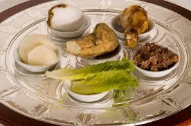 seder plate ingredients seder plate checklist