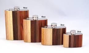 wooden flasks new wood flasks by wood brain