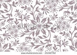 flowers seamless pattern element vector background vector flower seamless pattern element elegant stock vector 2018
