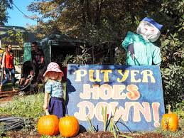 little hiccups hoes down harvest festival 2016