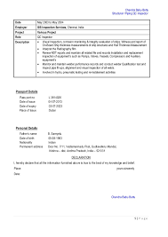 Quality Control Inspector Resume Sample by Quality Assurance Inspector Resume Sample Livecareer