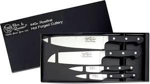 rostfrei kitchen knives hen rooster kitchen knives