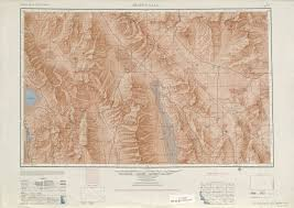 Topical Map Of United States by United States Elevation Map Topographic Hillshade Map Of The