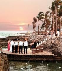 best places for destination weddings secrets playa riviera mexico mercado
