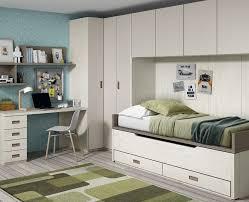 chambre pont chambre avec lit gigogne bureau et armoire pont meubles ros