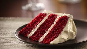 classic red velvet cake recipe bettycrocker com