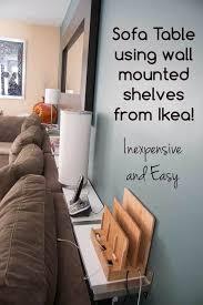 Ideas For Sofa Tables Https I Pinimg Com 736x 2f 93 5b 2f935bd856c4207