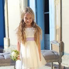 robe fille pour mariage tenue pour enfants d honneur nos idées de robe et ensemble pour