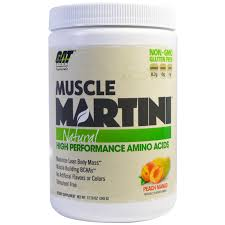 mango martini gat muscle martini natural peach mango 12 16 oz 345 g