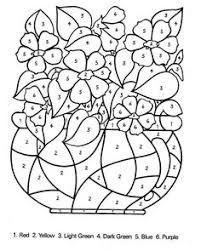 nicole u0027s free coloring pages color number thanksgiving