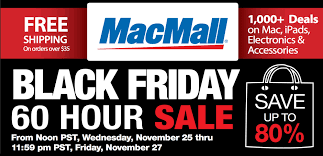 60 tv black friday macmall u0027s black friday sale knocks up to 250 off macbook pros