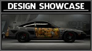 nissan 240sx drawing forza motorsport 6 design showcase 1993 nissan 240sx youtube