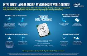 new intel atom iot processors move u0027computing nearer the sensor