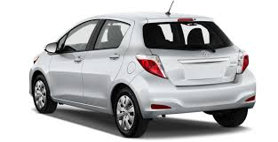 cars toyota rent a yaris hatch compact ace rental cars nz car hire