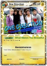 one direction cards pokémon one direction 23 23 what makes you beautiful my