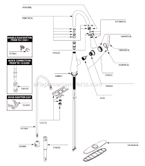 moen 7594csl parts list and diagram ereplacementparts Moen Kitchen Faucet Parts