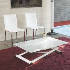 virgola adjustable coffee dining table by antonello italia yliving