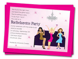 bachelorette party invitation wording theruntime com