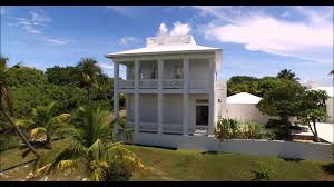 plantation style modern plantation style house in hope town bahamas youtube