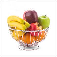 metal fruit basket new modern metal fruit plate table top fruit bowl metal