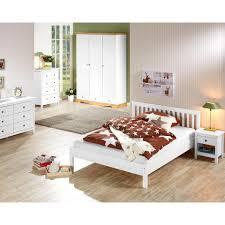 Bilder Schlafzimmer Landhausstil Bett Luis 180 X 200 Cm Kiefer Weiß Lackiert Dänisches