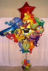cute idea to use balloons that do not have helium party ideas