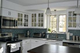 light blue kitchen backsplash glass subway tile kitchen backsplash inspirations kitchen blue