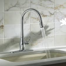 vigo pull down kitchen faucet single handle single hole pot filler