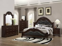 Best Bedroom Sets And Suite Packages Bed Dresser Chest And - Bordeaux 5 piece queen bedroom set