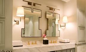 10 large bathroom mirrors with an unusual feel