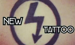 tattoo my logo my new tattoo antichrist superstar logo disspossable youtube