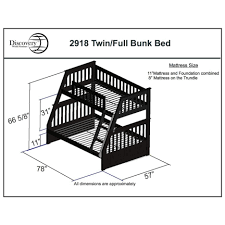 Built In Bunk Bed Plans Bunk Beds Bunk Bed Measurements Bunk Bed Mattress Height Simple