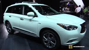 infiniti qx60 2016 interior 2015 infiniti qx60 hybrid exterior and interior walkaround