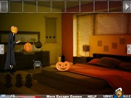 escape from the bedroom halloween light show house escape game neg