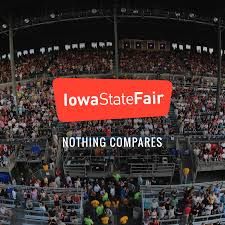 Iowa State Map Iowa State Fair Nothing Compares