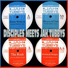 disciples meets jah tubbys the disciples