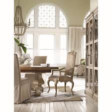 Hooker Dining Room Sets Hooker Furniture 3002 75207 Sanctuary Refectory Table In Dune