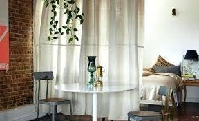 Room Divider Curtains Best 25 Room Divider Curtain Ideas On Pinterest Dressing For Floor