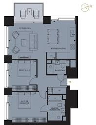 2 bedrooms property available for sale in southbank place one