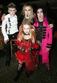 Van Helsing Halloween Costume Cheyenne Snider Photos Photos Dee Snider U0027s
