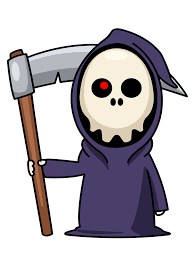 halloween cartoon clip art halloween cartoon grim reaper bootsforcheaper com