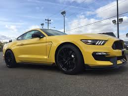 mitsubishi eclipse yellow new 2017 ford mustang 2 door car in edmonton ab 17mu1186