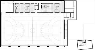 purpose of floor plan gallery of zac del lilas multi purpose building scape 26