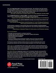 the producer u0027s business handbook the roadmap for the balanced